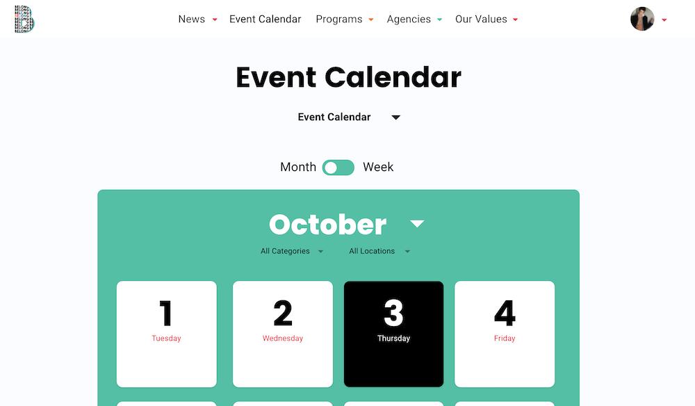 belong-event-calendar