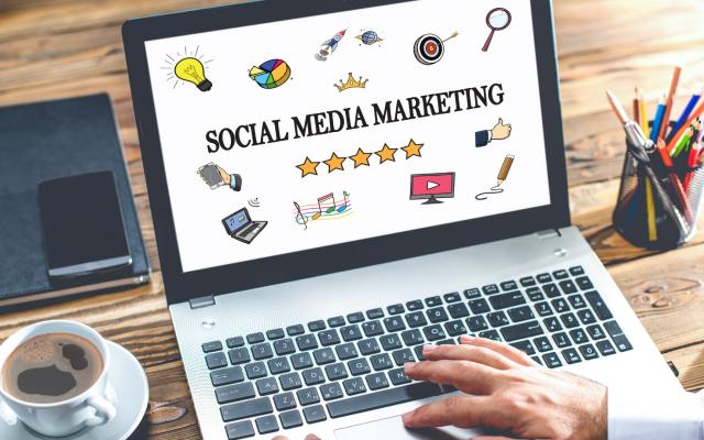 social media marketing in business
