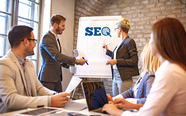 Organic Search and SEO is important for business